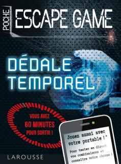 Escape game de poche : dédale temporel