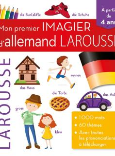 Mon premier imagier d'allemand LAROUSSE