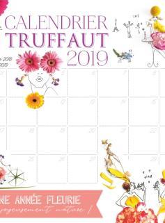 Calendrier Truffaut 2019
