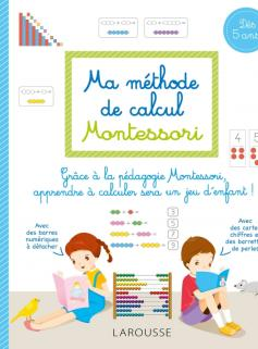 Ma méthode de calcul Montessori