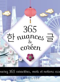 365 nuances de coréen
