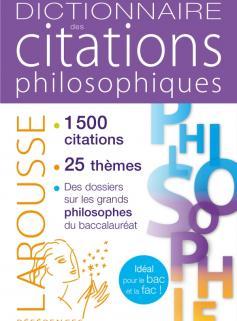 Dictionnaire des citations philosophiques