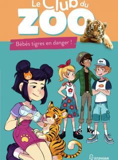 Le club du zoo- Bébés tigres en danger !