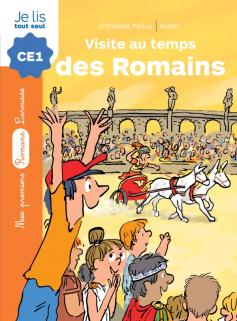 La pierre du temps - Visite au temps des Romains