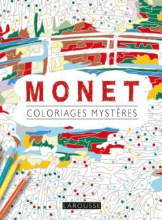 Coloriages mystères Monet