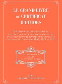 Le grand livre du certificat d'études