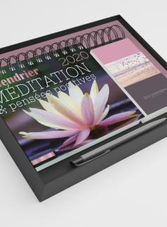 Calendrier Méditation & pensées positives 2020