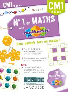 Numéro 1 en maths avec Mathador CM1