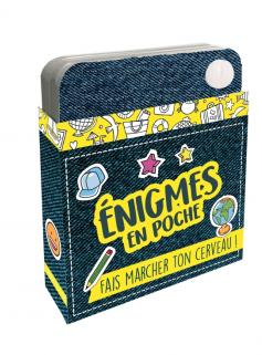 Enigmes en poche