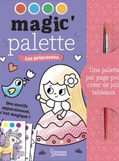 Magic'palette : les princesses