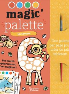 Magic'Palette : la savane