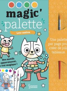 Magic'Palette : les contes