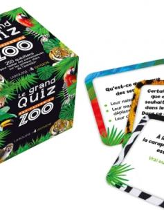Le grand quiz UNE SAISON AU ZOO
