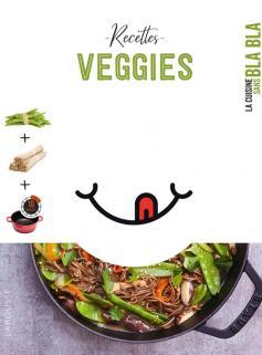 65 recettes veggies sans bla bla