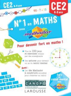 Numéro 1 en maths avec Mathador CE2