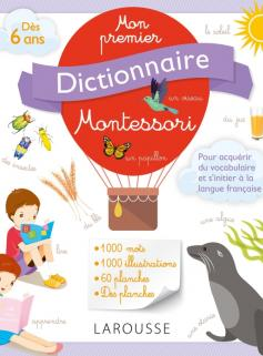 Mon premier dictionnaire Montessori
