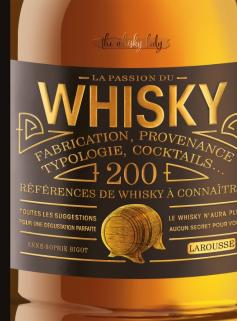 La passion du whisky