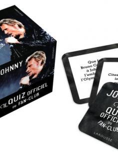 Soirée Johnny le quiz officiel du fan-club