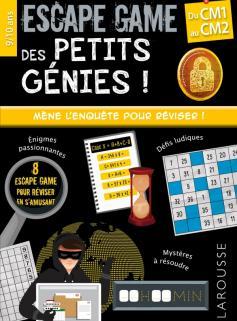 Escape games des petits génies CM1