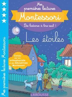 Mes premières lectures Montessori - Les étoiles