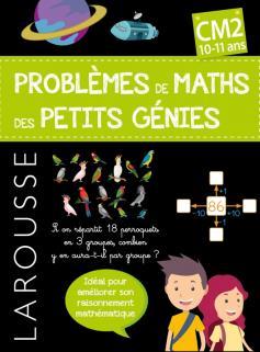 Problèmes de maths des Petits Génies CM2