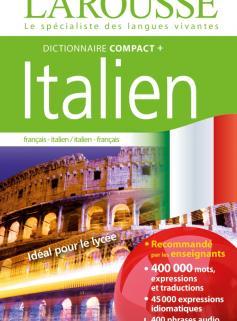 COMPACT PLUS FRANCAIS - ITALIEN