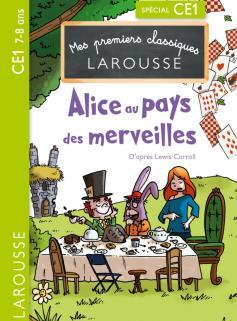 Alice au pays des merveilles CE1