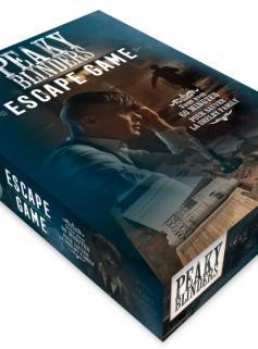 Escape game Peaky Blinders