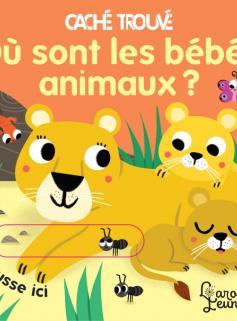 Où sont les bébés animaux ?