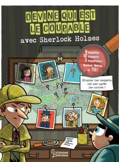 Devine qui est le coupable avec Sherlock Holmes !