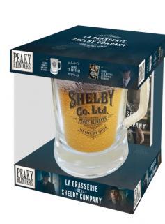 Peaky Blinders - La Brasserie de la Shelby Company