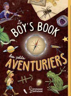 Le Boys' book des petits aventuriers NE