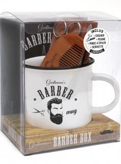 Gentlemen's barber box