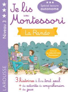 Je lis avec Montessori - La rando