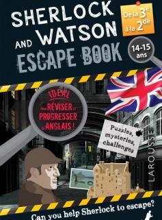 Sherlock Escape book spécial 3e/2e