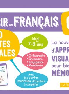 Cartes mentales Français CE1