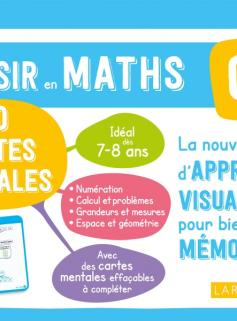 Cartes mentales Maths CE1