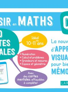 Cartes mentales Maths CM2
