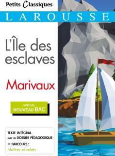 L'Île des esclaves / parcours : maîtres et valets.