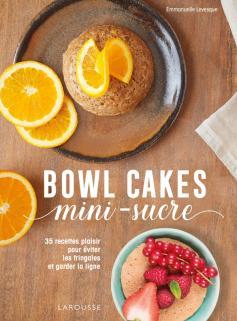Bowl cakes mini-sucre