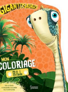 Gigantosaurus : Coloriages Bill