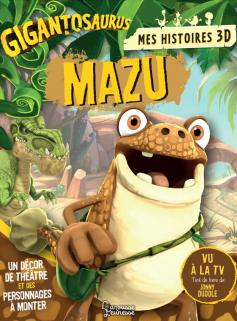 Mes histoires 3D : Mazu