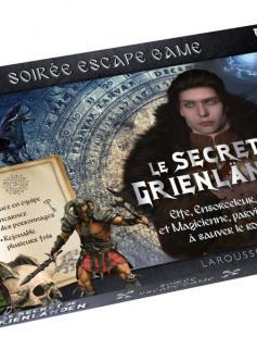 ESCAPE GAME Le secret de Grienländen