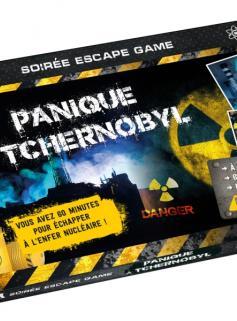 ESCAPE GAME Panique à Tchernobyl