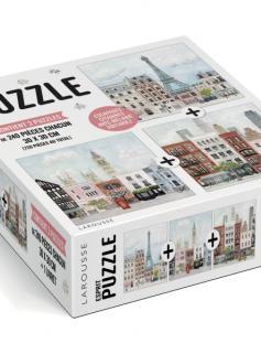 Puzzle Escapades Citadines
