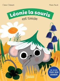 Léonie la souris est timide