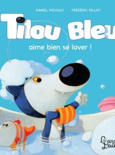 Tilou bleu aime bien se laver