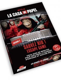 La Casa de Papel - Escape Game : Sauvez Rio ! S2