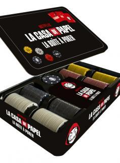 La Casa de Papel - La boîte à Poker