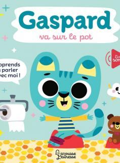 Gaspard va sur le pot